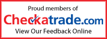 View Our Feedback Online at Checkatrade